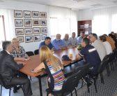 Radni sastanak rukovodstva gradske opštine Grocka i Policijske stanice Grocka