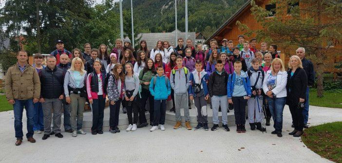 Ponovni susret đaka iz Kaluđerice i Mojstrana iz Slovenije