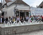 Puštena u rad fontana u centru Gročanske čaršije