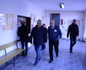 Председник Симоновић обишао Дом здравља у Гроцкој