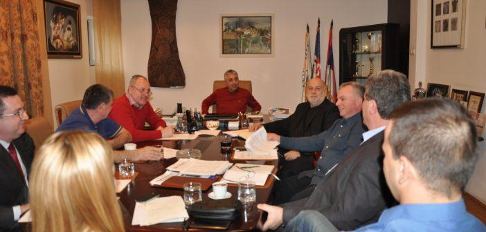 Одржан састанак општинског руководства са члановима Привредног савета