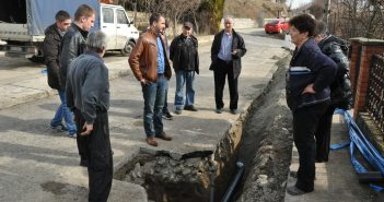 Започета реконструкција дела водоводне мреже у Винчи