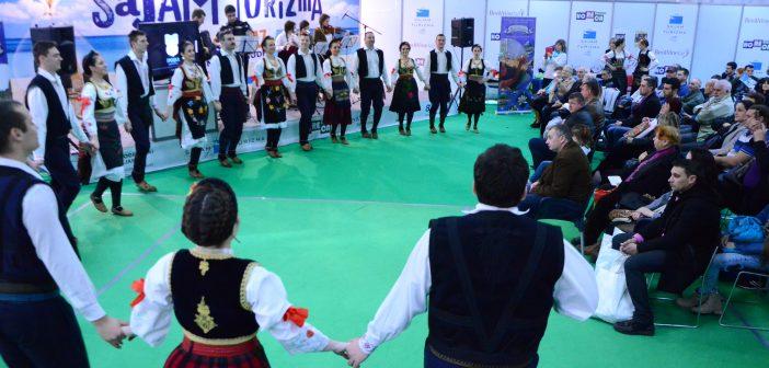 Презентација Гроцке на сајму туризма у Београду