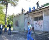 Адаптација Ловачког дома у Бегаљици