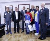 Nikolina Stanojević- svetski šampion u Šotokan karateu
