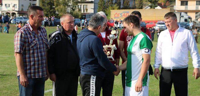 FK Leštane ponovo igra na svom  stadionu