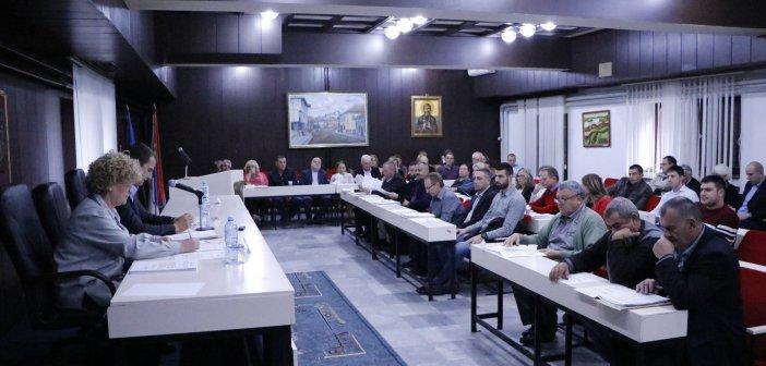Дневни ред за 13. седницу Скупштине градске општине Гроцка