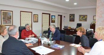 Sastanak sa predstavnicima Muzeja grada Beograda
