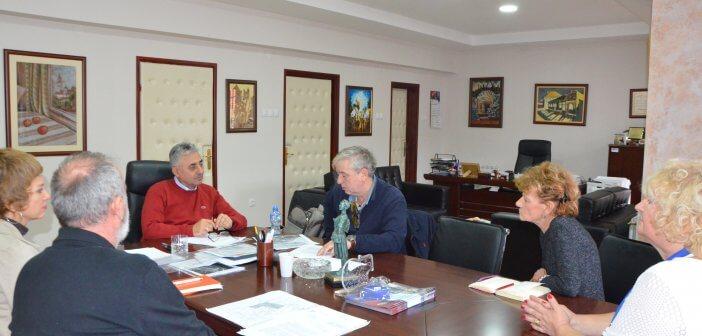 Састанак са представницима Музеја града Београда