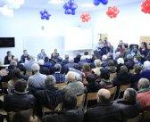 Председник Симоновић на збору грађана у Дражњу