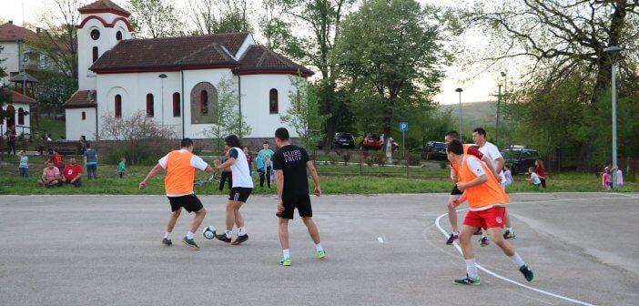 Хуманитарни турнир за Љубицу Блечић у Заклопачи