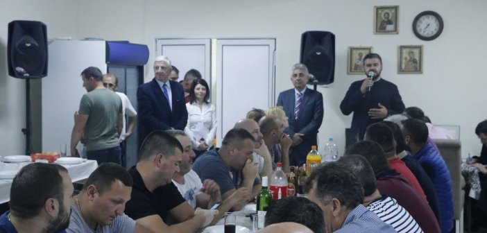 Донаторска вечера за изградњу капеле цркве Пренос моштију Светог оца Николаја
