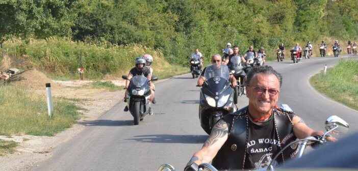Počinje II Arhangel moto-fest u Grockoj