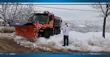 Информације о раду зимске службе