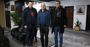 Посета Фудбалског Савеза Београд градској општини Гроцка
