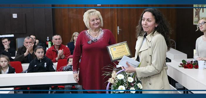 Додељена признања најперспективнијим спортистима општине Гроцка