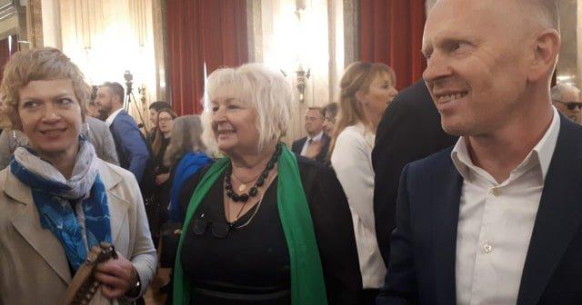 Dodela nagrada grada Beograda za 2018. godinu u Starom dvoru