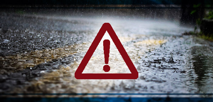 Upozorenje na vremenske nepogode