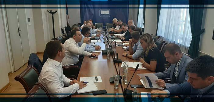 Ministar Mali sa predsednicima beogradskih opština o Investicionom planu