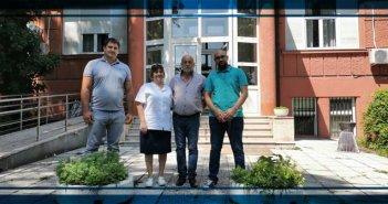 Donirano voće Centru za zaštitu odojčadi, dece i omladine u Zvečanskoj