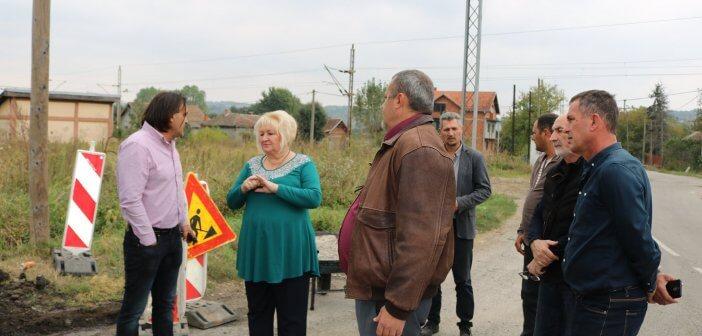 Završeno asfaltiranje ulice Ivo Lola Ribar i 27. Marta u Umčarima