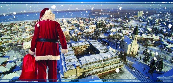 Deda Mraz stiže u Grocku –  podela novogodišnjih paketića za najmlađe