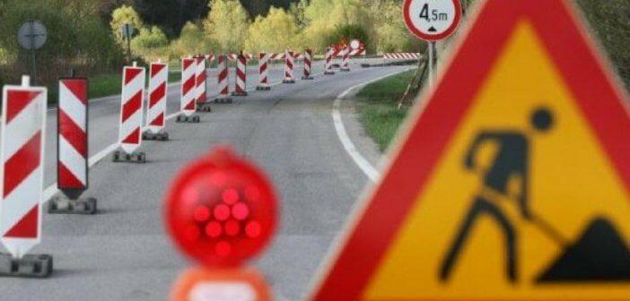 Redovno održavanje puta Zaklopača-Vrčin-Avalski put