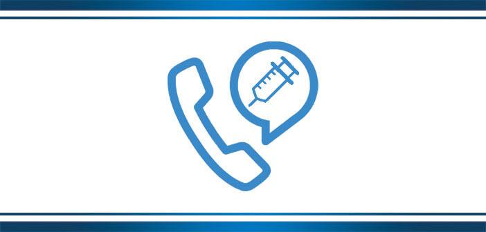 Kontakt centar GO Grocka za informacije o imunizaciji