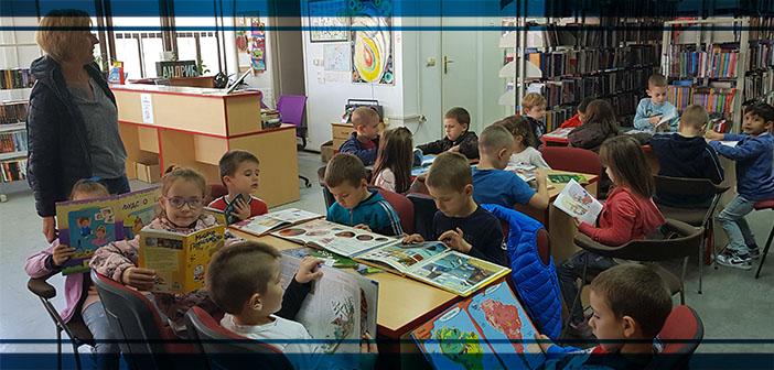 """Biblioteka """"Ilija Garašanin"""" obeležila Dečiju nedelju"""